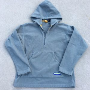 Kid's Patagonia Light Gray Fleece Pullover Size XL